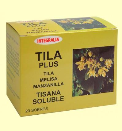 Tila Plus Soluble - Integralia - 20 sobres
