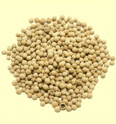 Pimienta Blanca grano entero - 25 gramos