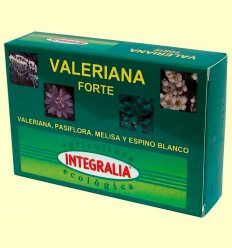 Valeriana Forte Eco - Integralia - 60 cápsulas