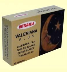 Valeriana Plus - Integralia - 60 cápsulas