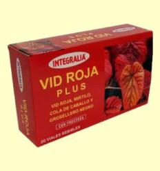 Vid Roja Plus Viales - Integralia - 20 viales