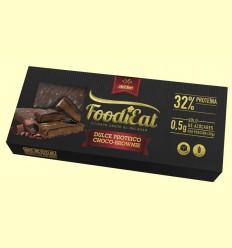 Dulce Proteico Choco Brownie Foodieat - NutriSport - 170 gramos