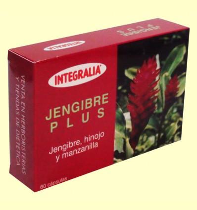 Jengibre Plus - Integralia - 60 cápsulas