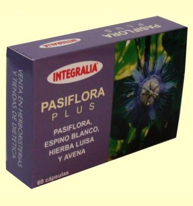 Pasiflora Plus - Integralia - 60 cápsulas
