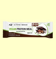 Vegan Protein Meal Chocolate Praliné - PWD - 1 barrita