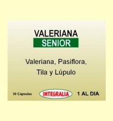 Valeriana Senior - Integralia - 30 cápsulas