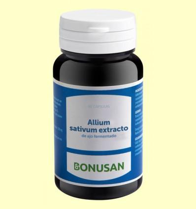 Allium Sativum Extracto - Bonusan - 60 cápsulas