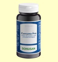 Cúrcuma Pro - Bonusan - 60 cápsulas