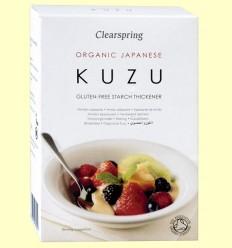 Kuzu Japonés orgánico - Clearspring - 125 gramos