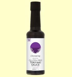 Salsa de Teriyaki orgánica - Clearspring - 150 ml