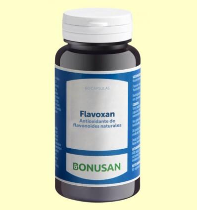 Flavoxan - Bonusan - 60 cápsulas