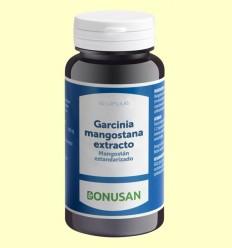 Garcinia Mangostana Extracto - Bonusan - 60 cápsulas