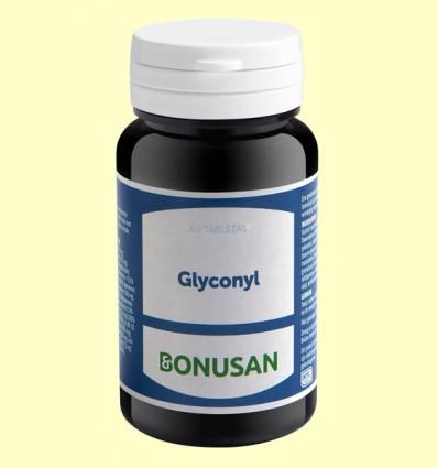 Glyconyl - Bonusan - 60 tabletas