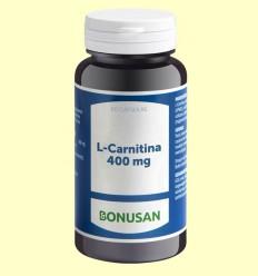 L-Carnitina 400 mg - Bonusan - 60 cápsulas