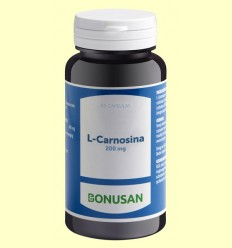 L-Carnosina 200 mg - Bonusan - 60 cápsulas