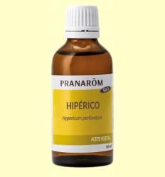 Aceite de maceración Hipérico Bio - Pranarom - 50 ml