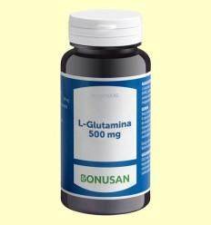 L Glutamina 500 mg - Bonusan - 60 cápsulas