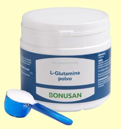 L Glutamina en Polvo - Bonusan - 200 gramos