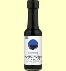 Salsa de Soja Tamari orgánica - Clearspring - 150 ml