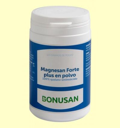 Magnesan Forte Plus en Polvo - Bonusan - 120 gramos