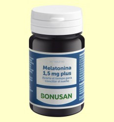 Melatonina 1,5 mg Plus - Bonusan - 90 tabletas
