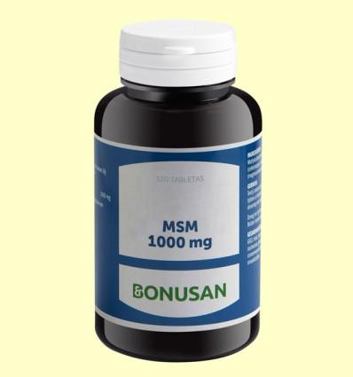 MSM 1000 mg - Bonusan - 120 tabletas
