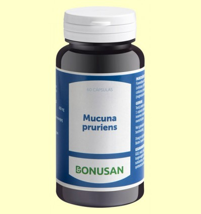 Mucuna Pruriens - Bonusan - 60 cápsulas