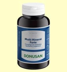 Multi Mineral Forte - Bonusan - 90 tabletas