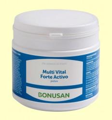 Multi Vital Forte Activo en Polvo - Bonusan - 250 gramos