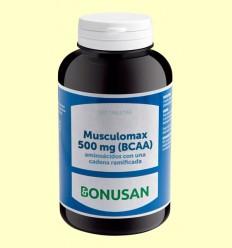 Musculomax BCAA 500 mg - Bonusan - 120 tabletas