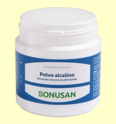 Polvo Alcalino - Bonusan - 120 gramos