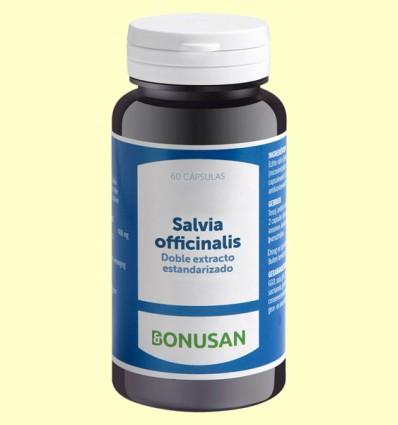 Salvia Officinalis Extracto - Bonusan - 60 cápsulas