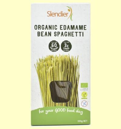 Espaguetis de Edamame - Slendier - 200 gramos