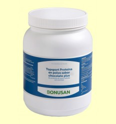 Topsport Proteína Chocolate - Bonusan - 750 gramos