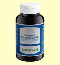 Topsport Vitamina C 500 Masticable - Bonusan - 60 tabletas