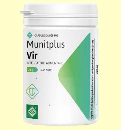 Munitplus Vir - Gheos - 30 cápsulas