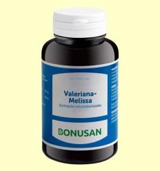 Valeriana Melisa - Bonusan - 60 cápsulas