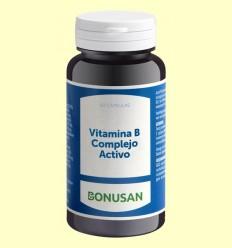 Vitamina B Complejo Activo - Bonusan - 60 cápsulas