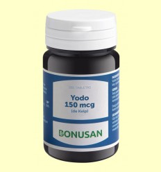 Yodo 150 mcg - Bonusan - 180 tabletas