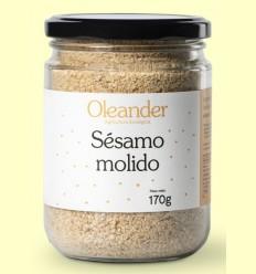 Sésamo Molido Bio - Oleander - 170 gramos
