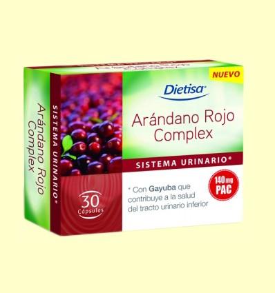 Arándano Rojo Complex - Dietisa - 30 cápsulas