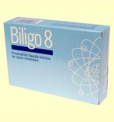 Biligo 8 Magnesio - Plantis - 20 ampollas