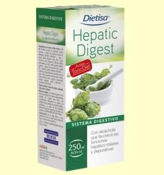 Hepatic Digest Jarabe - Dietisa - 250 ml