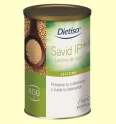 Lecitina de Soja IP Granulada - Dietisa - 400 gramos