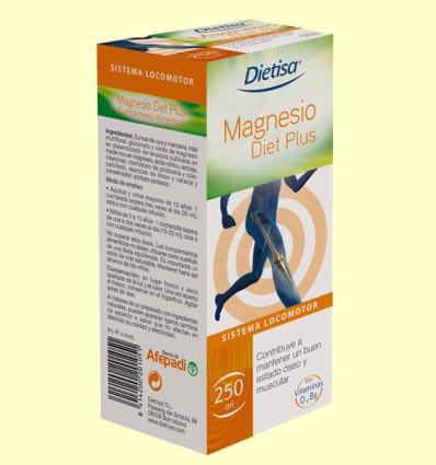 Magnesio Diet Plus - Dietisa - 250 ml