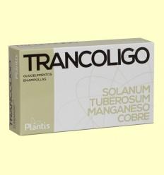 Trancoligo - Solanum Tuberosum Manganeso y Cobre - Plantis - 20 ampollas
