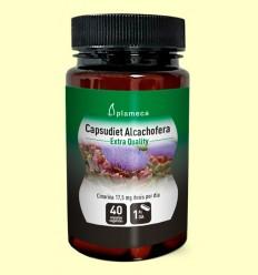 Capsudiet Alcachofera - Plameca - 40 cápsulas