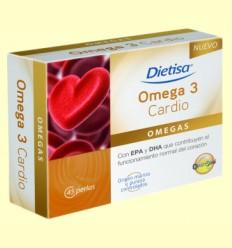 Omega 3 Cardio - Dietisa - 45 perlas