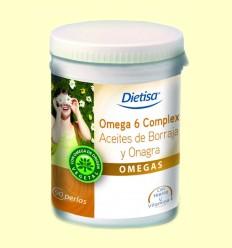 Omega 6 Borraja y Onagra - Dietisa - 90 perlas