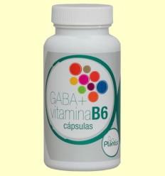 Gaba y Vitamina B6 - Plantis - 60 cápsulas
